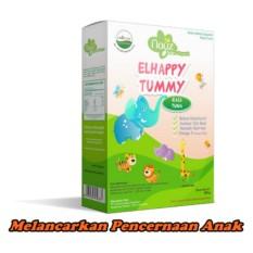 Nayz Elhappy Tummy Bubur Beras Tim Bayi Organik Rasa Tuna