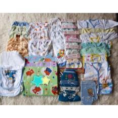 NEW Paket perlengkapan bayi (baby boy) / Newborn(bayi baru lahir) murah & hemat