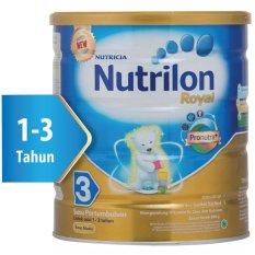 Nutrilon Royal 3 Susu Pertumbuhan - Honey - 800gr