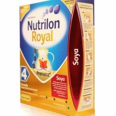 Nutrilon Royal Soya 4 Vanila 350 gr