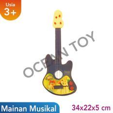 Ocean Toy - Gitar Mainan Anak Biru OCT269