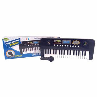 Ocean Toy Mainan Anak Electronic Organ Keyboard BO-36A - Black