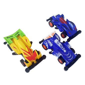 Ocean Toy Mobil Over Drive World Isi 3 Pcs Mainan Anak OCT6203 -Multicolor