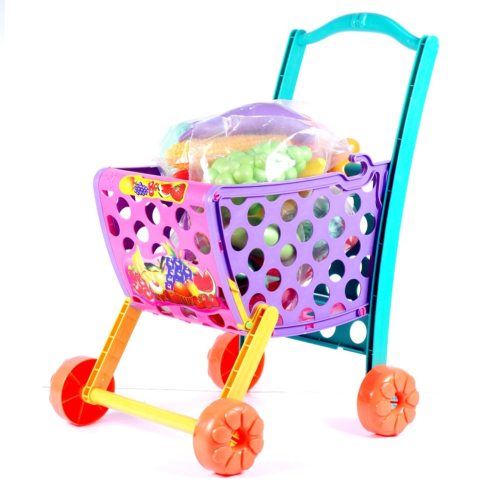 ... Ocean Toy Troly Belanja Super Market Mainan Edukasi Anak OCT2118 - Multicolor ...