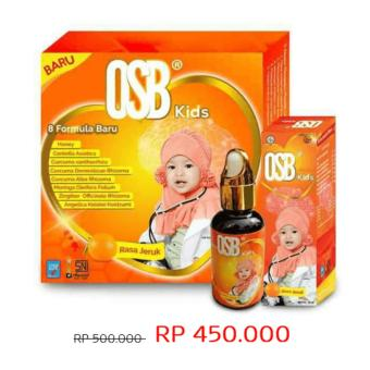 Omar Smart Brain (OSB) kid paket