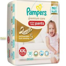 Pampers premiumcare pants sz XXL 17