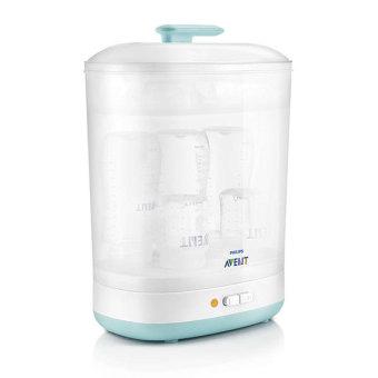 Philips AVENT 2in1 Electric Steam Sterilizer SCF922/03 - Putih