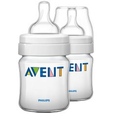 Philips Avent SCF560/27 Bottle Classic Twin Pack - 125 ml