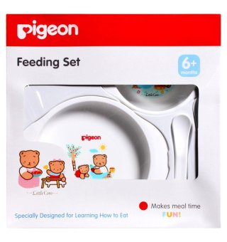 Pigeon Mini Feeding Set 6M+