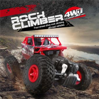 Powerfull Rock Crawler Climber 2.4 Ghz 1/18 - 3