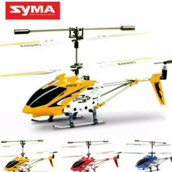 Premium Syma S107G 3.5CH Mini Helicopter / Remote Control Helicopter / Helikopter