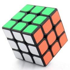 Prime Speed Rubik 3X3 Hitam / Dijamin Bebas Macet