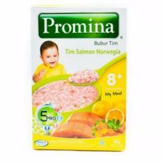 Promina Bubur Tim 8+ - Tim Salmon Norwegia - 100gr