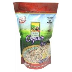 Pure Green Organic Rice Multi-Ethnic - 1 Kg