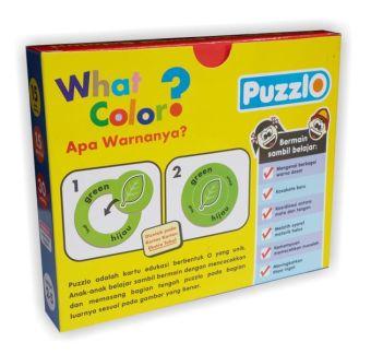 Puzzle Edukasi Puzzlo What Color - 3