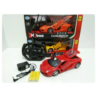 RC Remote Control Mainan Mobil Remote Sport Car Skala 1:18 .