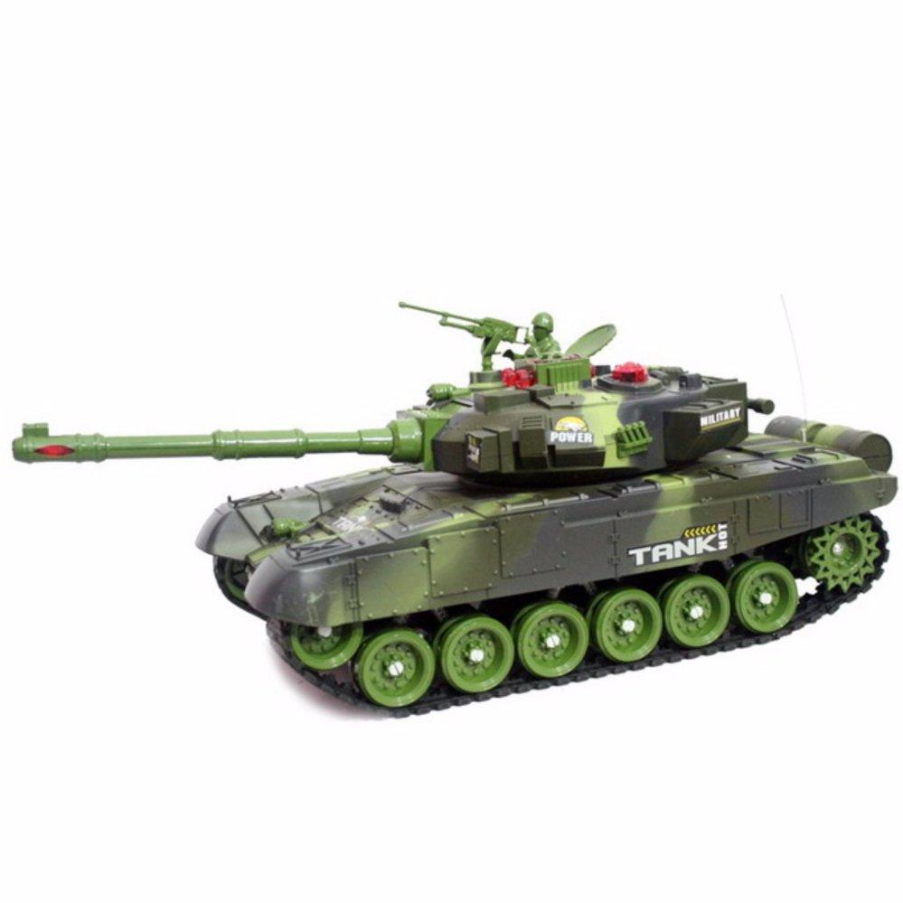 RC Tank Model Besar