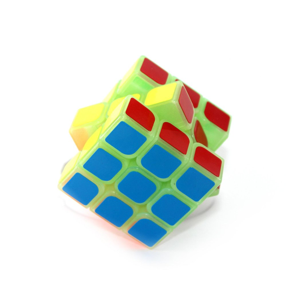 Flash Sale Rubik Glow Mainan Edukasi 3x3 Limited Series Pencarian