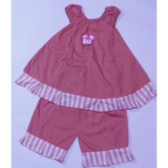 ... setelan anak perempuan / baju bayi / dress - 4