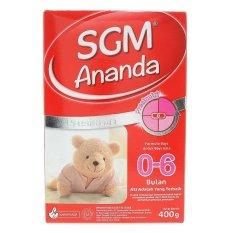 SGM Ananda Presinutri 1 Susu Bayi - 400gr - Box