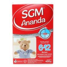 SGM Ananda Presinutri 2 Susu Bayi - 400gr - Box