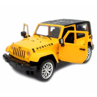 StarWego RC Car 1825A-5 Jeep Wrangler Rubicon Mainan Remote Control Mobil ...
