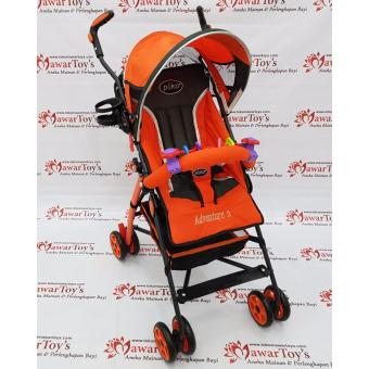 Stroller Pliko Adventure 2 (Original)