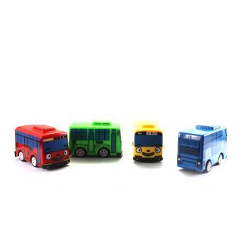 Tayo Mainan Edukasi 5 Bus Character - 2