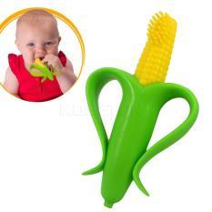 Teether corn - Sikat Gigi Anak Motif jagung