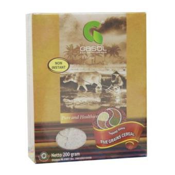 harga Tepung Gasol Five Grains (Bubur Bayi Organik MPASI) Lazada.co.id