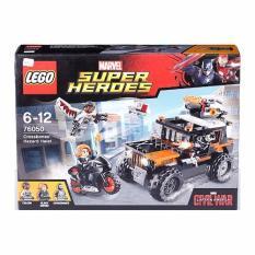 The Avengers Lego Crossbones Hazard Heist