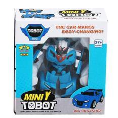 Tobot mini - Mainan anak Tobot - Robot  menjadi mobil - Mini Transformer