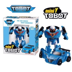 Tobot Mini Y Transform Robocar Mainan Anak