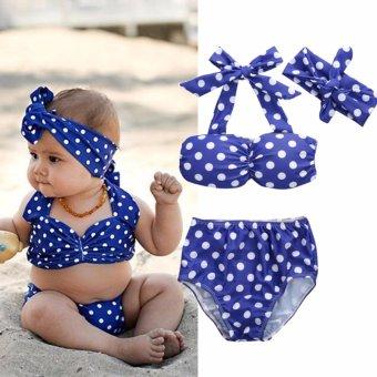 ... Swimmable Bathing Suit Swimsuit Source · Hengsong Three Piece Set Girl Mermaid Tail Swimwear Children Bikini Source Toddler Summer Kids Baby