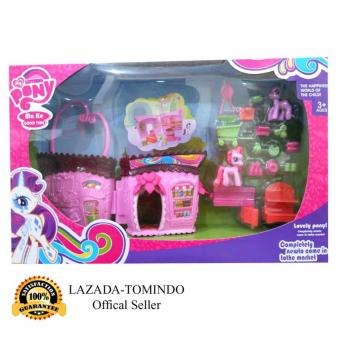 Tomindo Toys My Lovely Pony Bag Set / Kuda Poni - 737 / Mainan Anak /