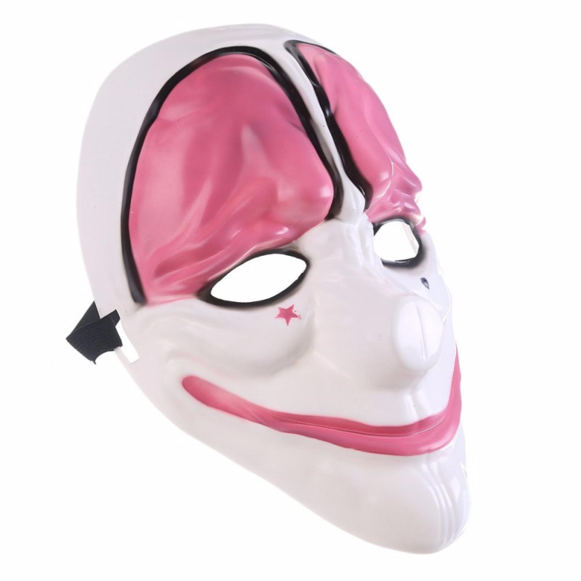 Plastik Tahan Lama Topeng Halloween Pesta Kostum Cosplay Topeng Vendetta Mask Occupy Anonymous Cosplay Putih; Page - 3. Topeng vendetta. Source · Topeng ...