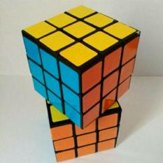 TOYS Rubik Kubus ajaib / mainan kubus warna warni