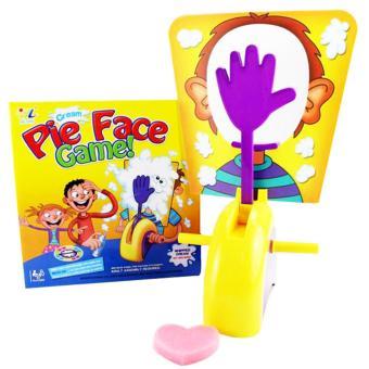 TSH Mainan Anak Seru PIE FACE GAME / Running Man - Multi Colour