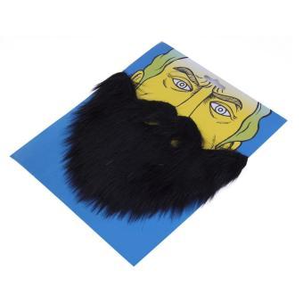BELI UINN Fancy Dress Mustache & Fake Beard Facial Hair Party Costume Dress Up Halloween TERBAIK