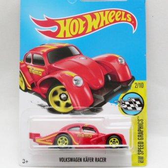 Jual Volkswagen Kafer Racer merah Online Terjangkau
