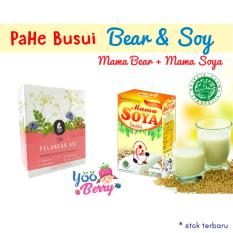 YooBerry PaHe ASI Booster Busui - Mama Soya Mama Bear
