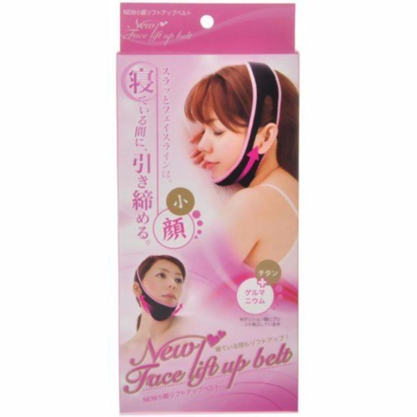 3D New Oval Face Lift Up Belt Slimming - Pelangsing dan Peramping Wajah