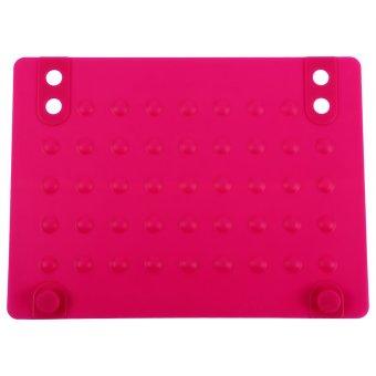 4 warna pelurus besi tahan panas kantong tikar untuk alat pelurusrambut - International