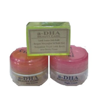 A-adha Cream Pemutih Wajah a-DHA Beauty Care Pink