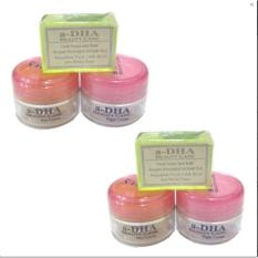 A-dha - Pink Cream - Paket Pemutih Wajah Original- Usia 20 - 40