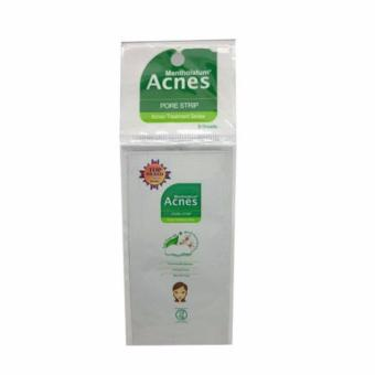 Acnes Pore Strip - 3 Sheets