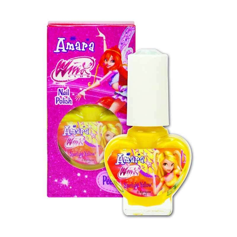 Amara Nail Polish Winx Club Rainbow