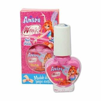 Amara Nail Polish Winx Club Rainbow - 3