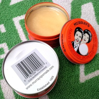 American Pomade Murray's Superior Original 100% USA - 85gram