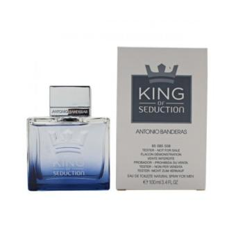 Antonio Banderas King Seduction EDT 100ml Men (Tester)